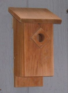 how to build a bird house with instructions