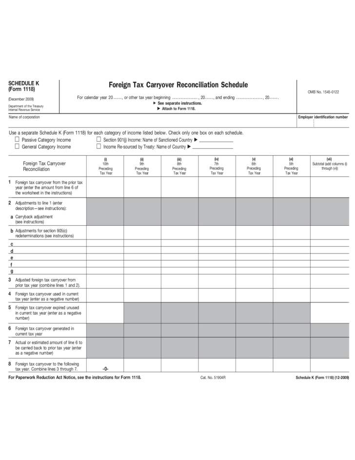 2009 tax forms and instructions