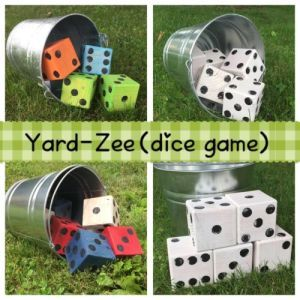 instructions for the game yahtzee