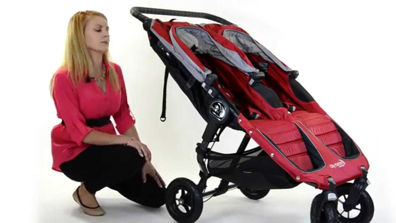 city mini jogger stroller instructions