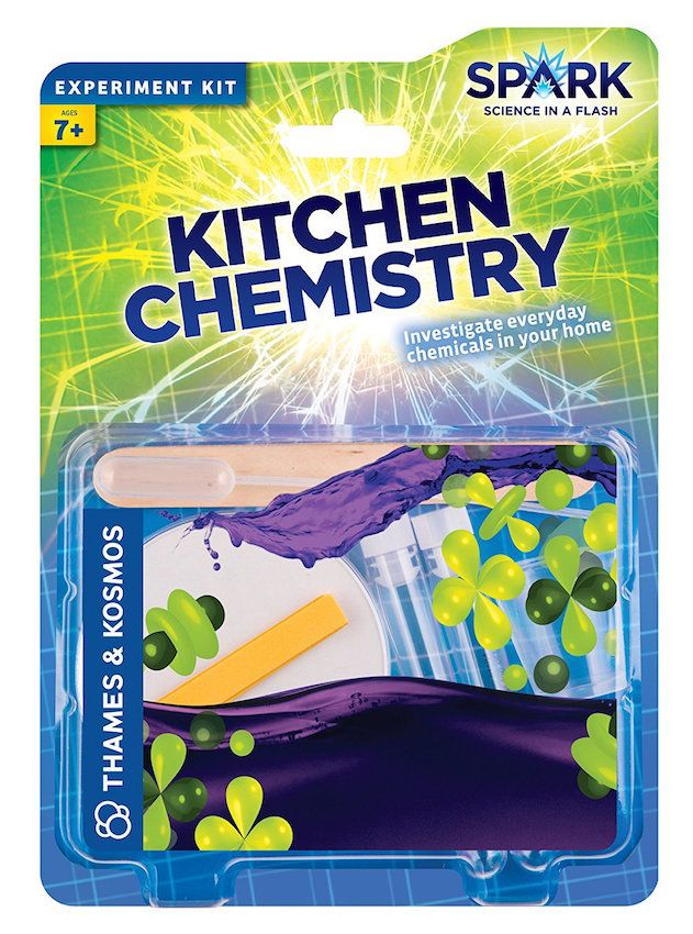 chemistry model kit instructions