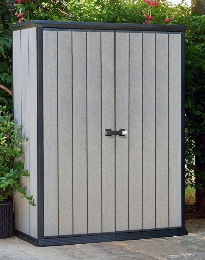 keter outdoor storage assembly instructions