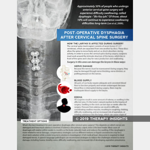 post op instructions after spinal surgery