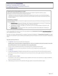 american journal of audiology instructions for authors
