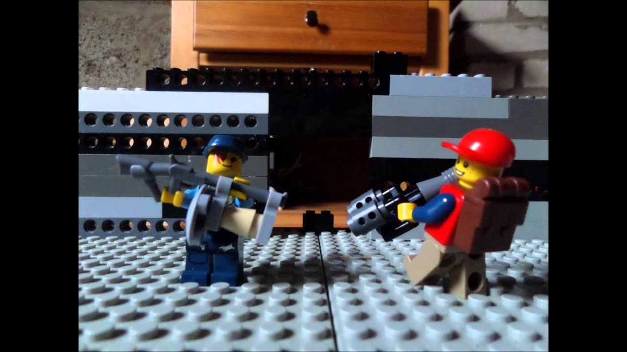 lego tf2 weapons instructions
