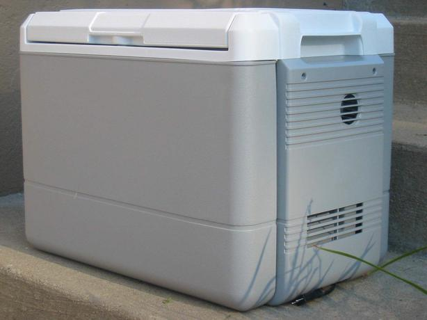 coleman electric cooler instructions