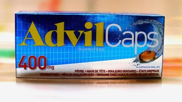 advil congestion relief instructions