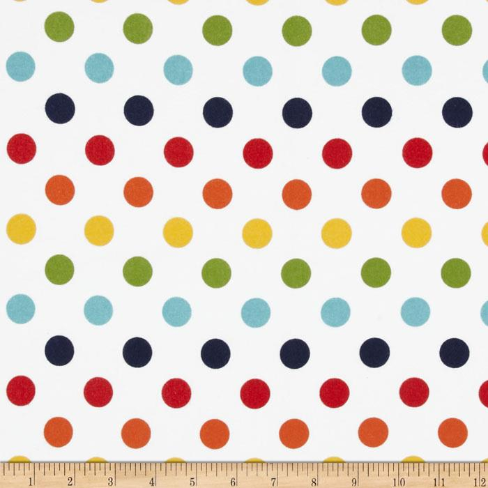 washing instructions with dots