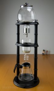 hario cold water coffee dripper instructions