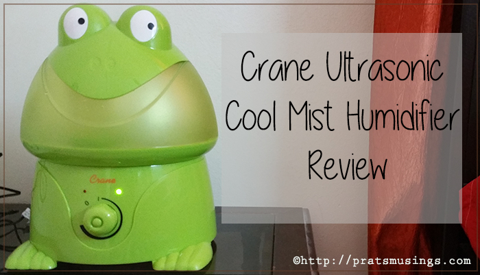 crane personal cool mist humidifier cleaning instructions
