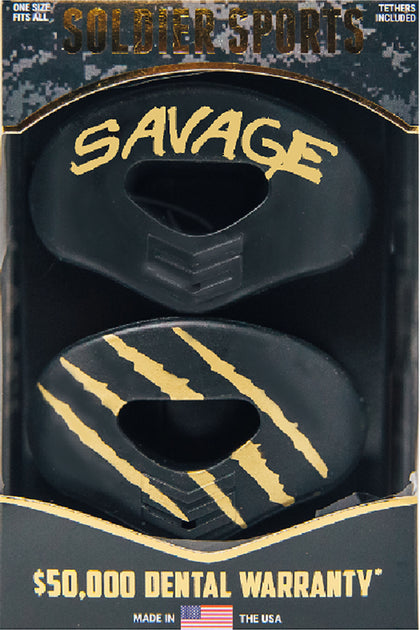 soldier sports mouthguard instructions