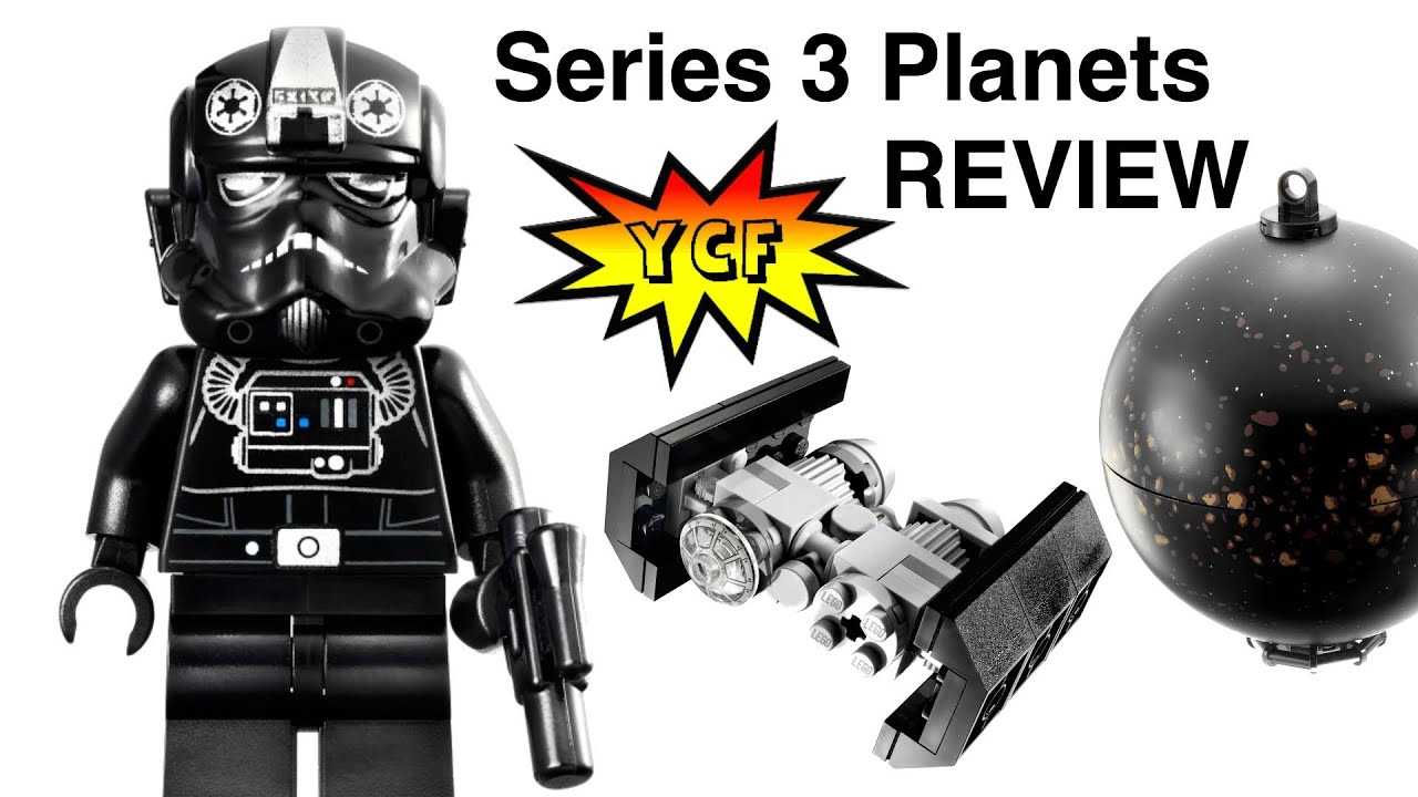 lego star wars tie bomber and asteroid field instructions