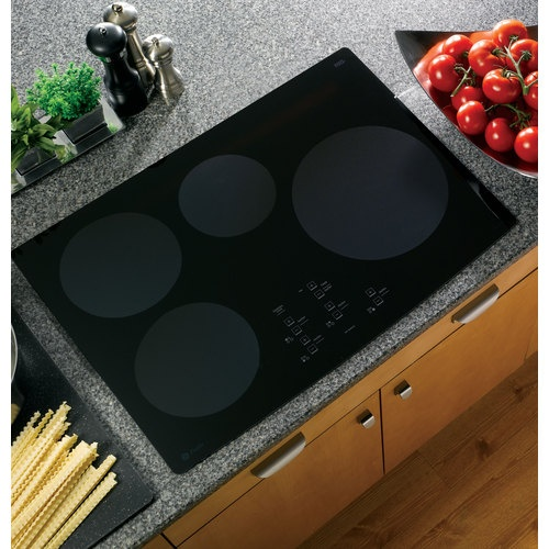 ge induction cooktop instructions