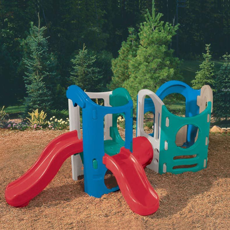little tikes commercial playground assembly instructions