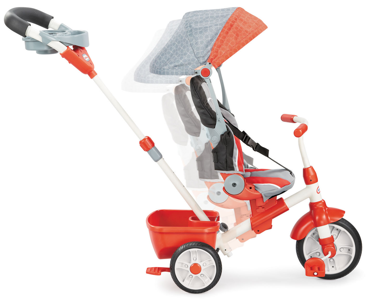 little tikes ride and relax 5 in 1 trike instructions