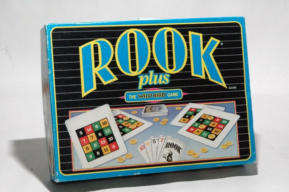 rook parker brothers instructions