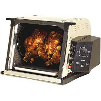 showtime rotisserie oven instructions