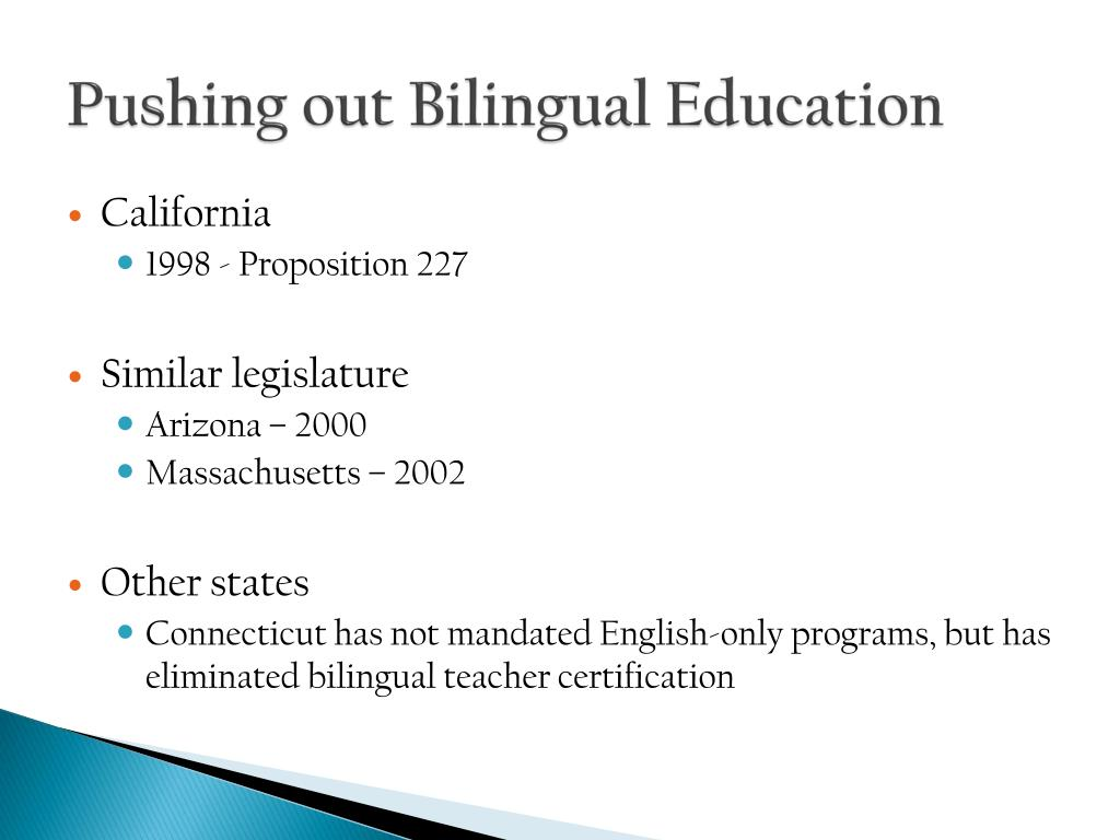 structured english immersion vs sheltered english instruction