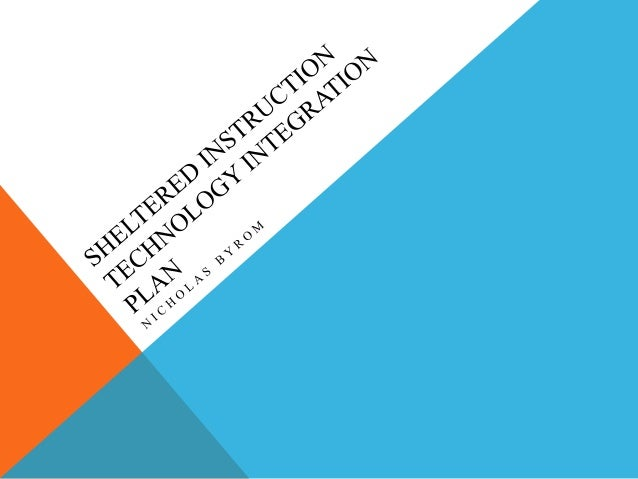 what is sheltered english instruction strategy