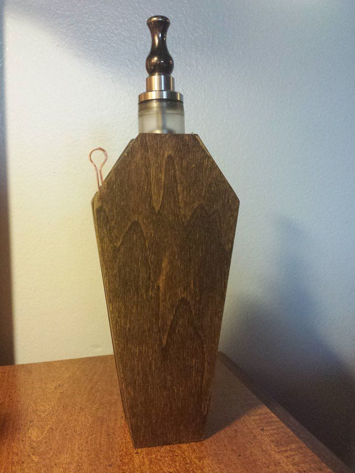 wood box vaporizer instructions